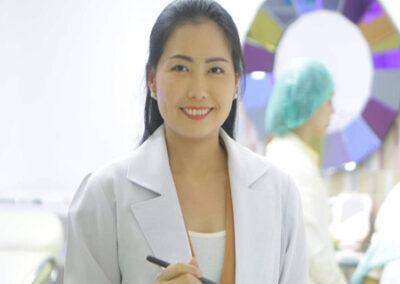 แพทย์หญิงญาณปภา พรหมผลิน